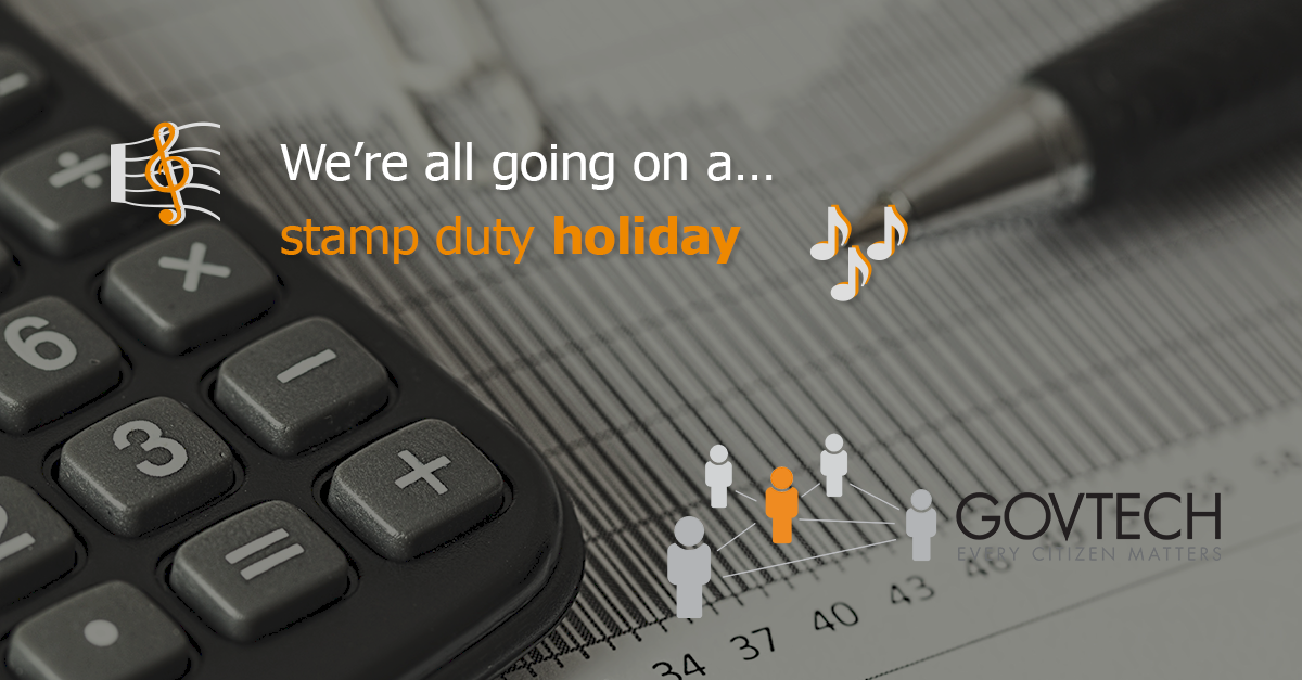 Stamp duty holiday rise in 'change of address' transactions